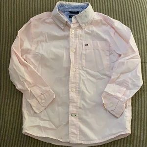 Boys Tommy Hilfiger Button Down